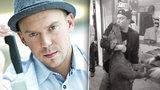 Láďa Hruška v objetí s mrtvolou: Co na to jeho fanoušci?