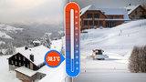 Česko má za sebou další ledovou noc, mrazy opět pokořily -30 °C