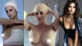 Šokující filmová proměna Penélope Cruz: Bez vlasů, bez prsu