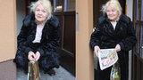 Hana Brejchová trpí obrovskými bolestmi břicha: Nemůže ani stát! Návštěvy přijímá na bobku