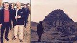 Čeští archeologové se blýskli: V Egyptě našli člun starý 4,5 tisíce let