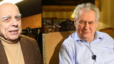 Ivan Mládek chce žalovat prezidenta: Zeman mi ukradl fór s kalašnikovem!