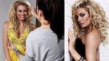 Nový účes, nové sexy fotky! Lucka Borhyová je ještě smyslnější než dříve!