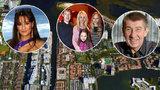 Utajená sídla českých boháčů: V Miami se to hemží našimi celebritami a politiky!
