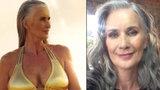 Nejstarší modelka časopisu Sports Illustrated: Předvádí bikiny v 56 letech!