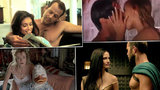 Sex s kačerem a Madonna provádějící sado-maso: 10 nejhorších filmových sex scén!