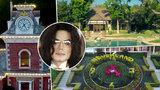 Ranč Michaela Jacksona je stále na prodej! Prolétněte se po legendárním Neverlandu!