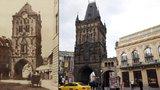 První fotografie Prahy: Výstava ukazuje, jak vypadaly stavby v 19. století