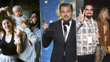 Z rodinného alba Leonarda DiCapria: Hippies rodiče bez žiletek se dnes radují z jeho Oscara