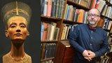 Egyptolog krotí vášně: Hrob královny Nefertiti nalezen nebyl. Ale kdo ví?