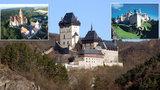 Na hradech a zámcích startuje sezona v duchu Karla IV. A končí zákaz focení