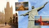 Nejkrásnější památky z celého světa: Prestižní žebříček dobyl i Karlův most!