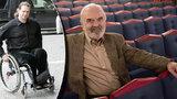 Zdeněk Svěrák (80) a Jan Potměšil (50): Velkorysé dary od pražských politiků