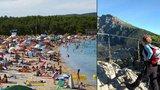 Češi vyměnili Chorvatsko za Slovensko! Kvůli uprchlíkům se změnily oblíbené destinace