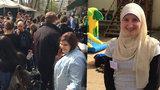 Muslimové v Praze terčem urážek. Kvůli obědu, kde servírovali halal maso