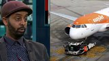 Pasažéra vykopli z letadla a vyslýchali 15 hodin: Nelíbil se jiné cestující