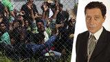 Pavel Kříž otevřeně o uprchlících: Islám je problematická ideologie, vzbuzuje strach