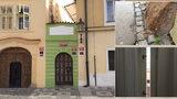 Nejužší dům, chodník i okno. Podívejte se na netradiční místa Prahy