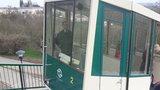 Lanovka na Petřín tři týdny nepojede: Čeká ji jarní údržba