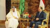 Egypt a Saúdskou Arábii má spojit most. Původní návrhy vycházely na 95 miliard