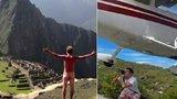 Nejblbější nápady turistů: Jak skončit v kriminálu nebo vyfasovat tučnou pokutu?
