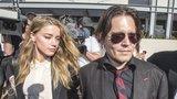 Manželka Johnnyho Deppa přiznala podvod: Soud jí udělil legrační trest!