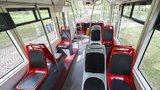 Čalounění v tramvajích nahradí plast: Pražský dopravní podnik vymění sedačky