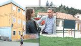 """Obytné kontejnery ve Vsetíně deset let poté: """"Výchova"""" Čunkem na Romy zabrala"""