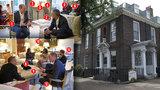 Kensingtonský palác, jak ho neznáte: William a Kate mají v obýváku fotky Diany