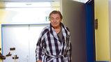 Gott se poprvé po hospitalizaci ozval: Jeho zpráva fanoušky nepotěší