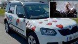 Už žádné krváky: Mějte se rádi, nabádá řidiče slušnému chování nová kampaň