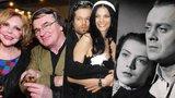 Zapomenutá manželství Krajča, Zagorové nebo Bouškové: Budete překvapení, s kým si řekli ANO!