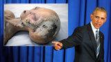 Obama odhalí tajné dokumenty o mimozemšťanech. E.T. je skutečný, tvrdí UFOlog