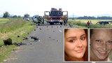 Alkoholová jízda smrti: Miroslava srazila Míšu (†20) v rychlosti 130 km/h