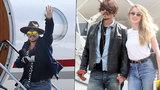 Jak si Johnny Depp zlomil ruku? Opilý a zfetovaný praštil do zdi, tvrdí Amber