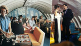 Zlatá éra létání: Pohodlná sedadla, příjemné letušky, a dokonce i pianista! Podívejte se, o co jste přišli