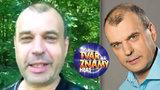 Hvězda Tváře Petr Rychlý na videu z mobilu: Prozradil, co bude v příštím díle!