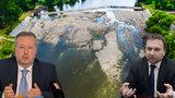 O přehradě na Berounce už je jasno. Ministři Brabec a Jurečka rozhodli