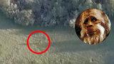 Přelet dronem odhalil záhadu: Je tohle legendární bigfoot?!