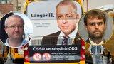Jančura dal na autobusy mobily na Sobotku i Chovance. Kvůli Šlachtovi a policii