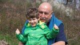 Andrej Hryc z Ulice s vnukem (3): Hrůza v autě! Brzdy selhaly při jízdě z kopce
