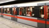 Dočasná výluka metra: Na trase C bude jezdit jen jedna souprava tam a zpět