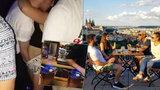 Boháč Bilzerian na 24 hodin v Praze: Absinth, perník a sex na diskotéce