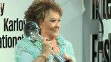 Ve Varech oceněná Bohdalová: Jsem opojená, jako bych dala šampus na ex! Cítím se jako mimoň!