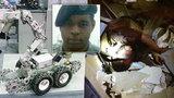 Unikly snímky mrtvého vraha pěti policistů v Dallasu! Takhle ho oddělal robot!