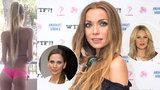 Návrhářka českých celebrit děsí vychrtlostí: Strach z anorexie!