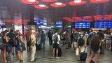 Italové nepřišli předat hlavní nádraží. Ministr Ťok sehnal klíč jinde
