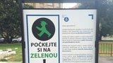 """Chodce na Kulaťáku řídí východoněmecký panáček: """"Českého by si nevšimli,"""" říká radnice"""