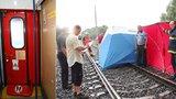 Smrt Barborky (†2) ve vlaku na Olomoucku: Vlakvedoucí se zastal inspektor! Vše udělala správně