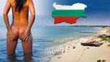 Bulharsko bez plavek: Velký přehled nudapláží u Černého moře!